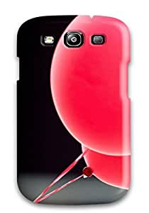 For JeffreySCovey Galaxy Protective Case, High Quality For Galaxy S3 Close Up Skin Case Cover