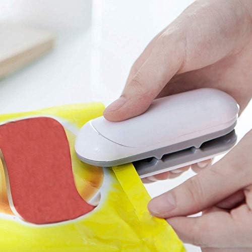 Amazon.com: Valuu Mini sellador de mano para bolsas de calor ...
