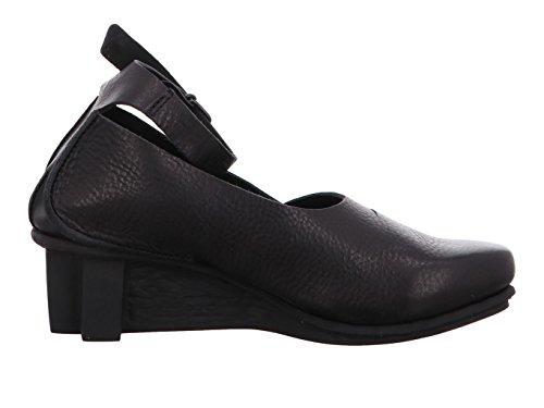 Trippen Women's spume Black Court Shoes Black Black Black RUTzbWIxI