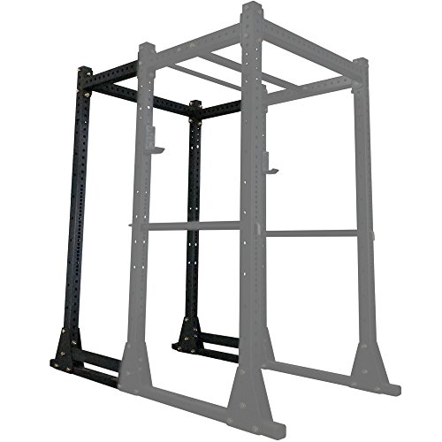 24'' Extension Kit for X-3 Short Power Rack by Titan Fitness