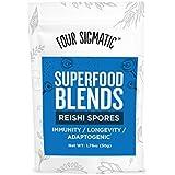 Four Sigma Foods Reishi Spores, 1.76 Ounce