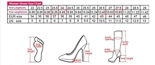 Nieve Grande Gruesos Altos Tacones Cálidos 34 43 Rodilla Negro Moda Mujer Tamaño Zapatos Altas Cuña Botas Haoliequan De Para Plataforma a1wPEq0