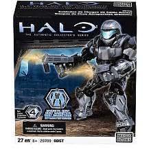 Halo Wars Mega Bloks Magnetic Figure Set #29709 Covert ODST