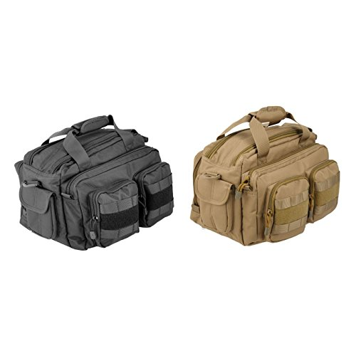 Lancer-Tactical-CA-980-Padded-Pistol-Case-Shooting-Range-Bag-with-MOLLE-Webbing