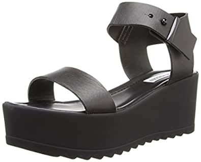 Amazon.com | Steve Madden Women's Surfside Platform Sandal
