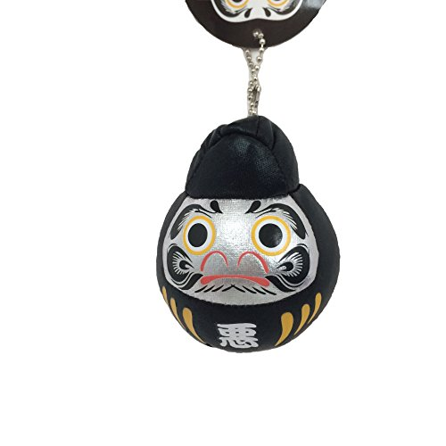 Marshel Japanese Mini Daruma Doll Wishing Dolls AX-JP-DR-001-HE Heel