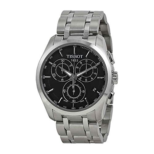 T0356171105100 Tissot Men's Quartz Stainless Steel Link Bracelet -