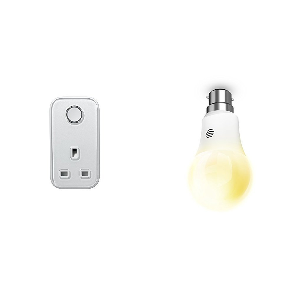 Hive Active Smart Plug Silver - 4 Pack 4PKSMARTPLUG