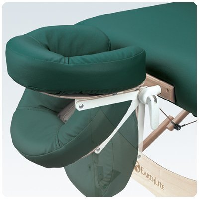 Deluxe Adjustable Headrest - Vanilla Creme by Rolyn Prest