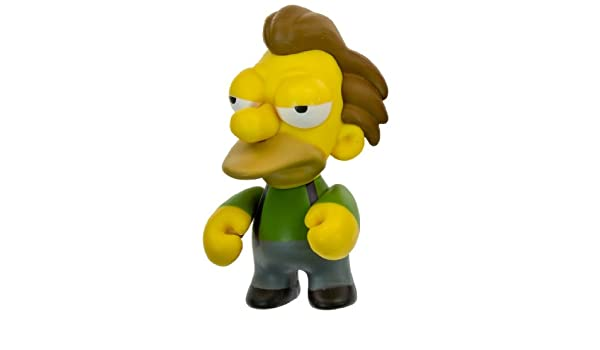 Amazon.com: Lenny: The Simpsons Kidrobot Series #2: Toys & Games