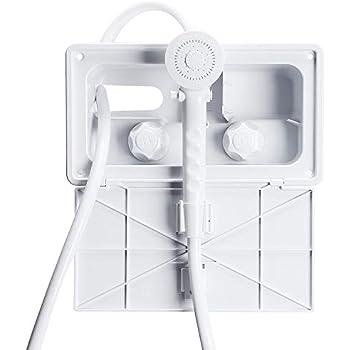 Amazon.com: Dura Faucet RV Exterior Quick Connect Spray