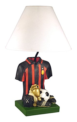 JudithEdwards 1736 Soccer Shirt Lamp by JudithEdwards
