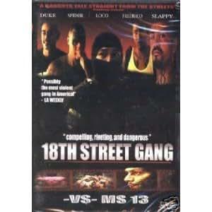 18th Street Gang Vs Ms-13 [USA] [DVD]