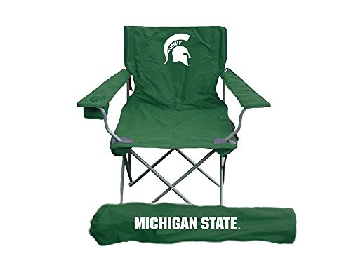 Michigan State Spartans NCCA Ultimate Adult Tailgate Chair