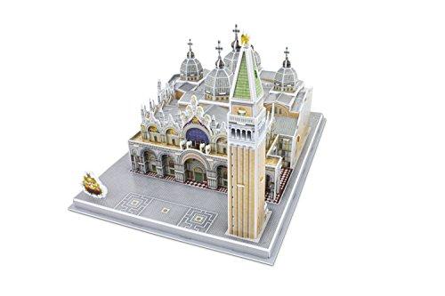 Giochi-Preziosi-Expo-2015-Monumento-a-Monte-3D-Puzzle-Basilica-de-San-Marco-107-Piezas