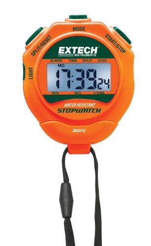 Extech 365515 Stopwatch Backlit Display