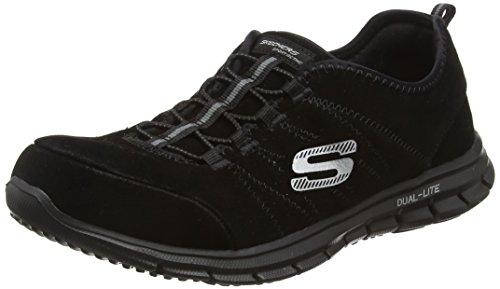 Skechers Glider Mujer 99999991 Black Zapatillas Negro TP6x7wTq
