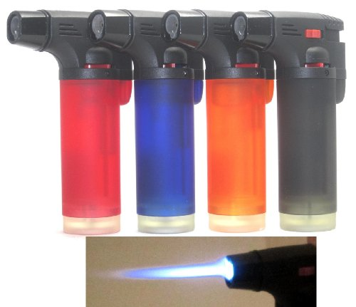 Windproof Torch - 12 Pack Jumbo 4