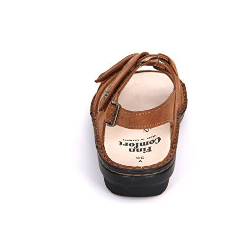 Finn Comfort Timor Brandy Leebuk - 02801455111 Honung