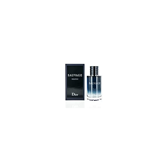 Christian Dior Sauvage for Men Eau De Toilette Spray, 3.4 Fluid Ounce Eau de Toilette at amazon
