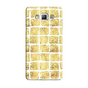 Cover It Up - Yellow Rock White Break Galaxy A5 Hard Case
