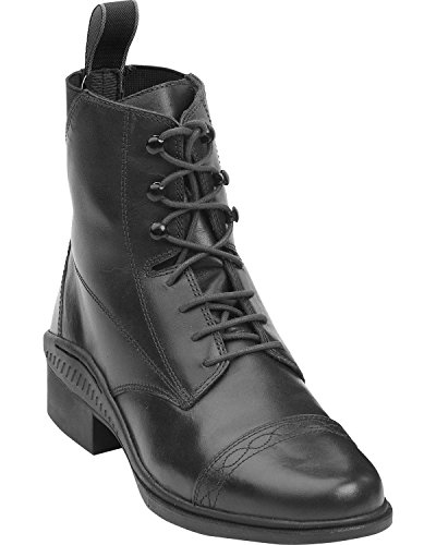 Ovation Aeros - Laced Paddock Boot (Black / Size 41)