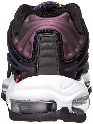 black Navy midnight Scarpe 001 Multicolore Max Running Nike Silver Deluxe Uomo Air reflect 0Tn8qwz