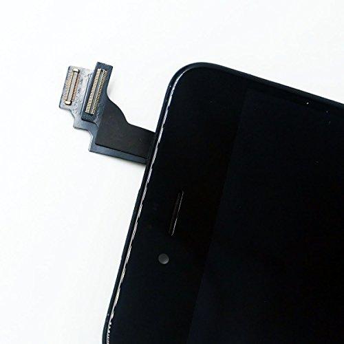 De Noir Inclus Écran Plus Vitre 6 Réparation Digitizer Kit Lcd 5 Outils Pour Retina Ecran Sanka Display Complet Iphone Tactile free pZF77U