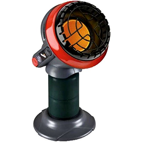 - Skrootz Portable Indoor Safe Propane Heater Low-Oxygen Sensor & Accidental Tip-Over