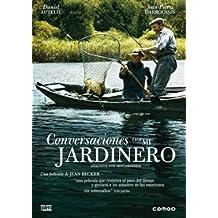 Conversaciones Con Mi Jardinero (2007) Dialogue Avec Mon Jardinier (Spanish Import) (No English Audio)REGION 2