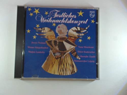 Festliches Weihnachtskonzert (Nana Cd Christmas Mouskouri)