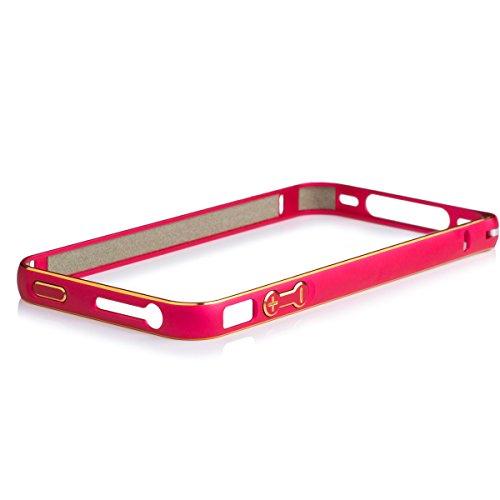 aluminum bumper case iphone 4s - 5