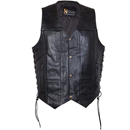 Xelement Leather Tie - 2