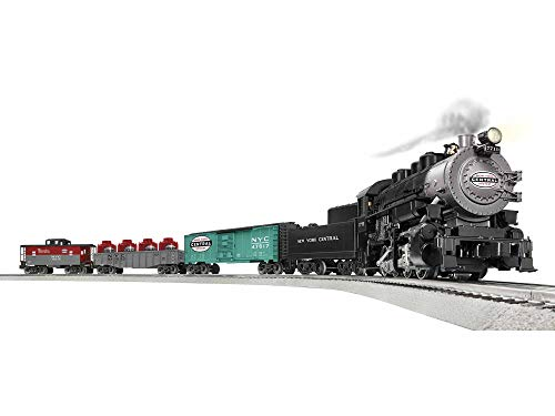 Lionel Trains - NYC Flyer 0-8-0 LionChief Set with Bluetooth, O Gauge