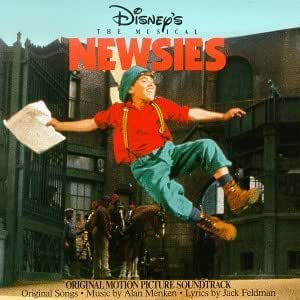 Newsies - The Musical: Original Motion Picture Soundtrack Soundtrack Edition (1992) Audio CD