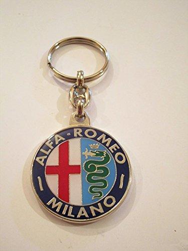 1 Llavero Alfa Romeo Giulietta Mito 159 GT 147 Escudo Logo ...