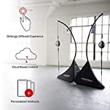 Nexersys Cross Body Trainer Home Interactive Double End Bag for Boxing, MMA, Fitness, Cardio, Core Strength - The Ultimate Boxing Experience, App Includes Dynamic HIIT Workouts