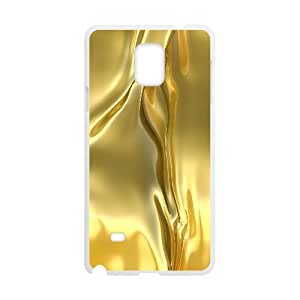 Samsung Galaxy Note 4 Case, Smooth Yellow Silk Case for Galaxy Note 4 White leemarson lmsf234414