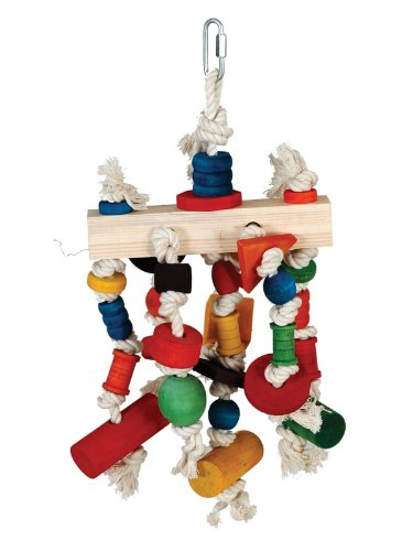 Paradise Toys Made to Chew 8-Inch W by 16-Inch L