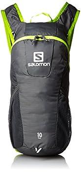 Salomon Trail 10 Backpack, Galet Greygreen 0
