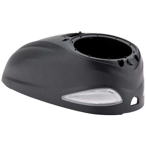 Dye Precision Rotor High Capacity Top Shell Loader, Black