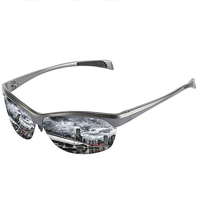 Uomini Occhiali In Sportivi Da Donna Uomo Sole magnesio Polarizzati Per Alluminio Pandiuk