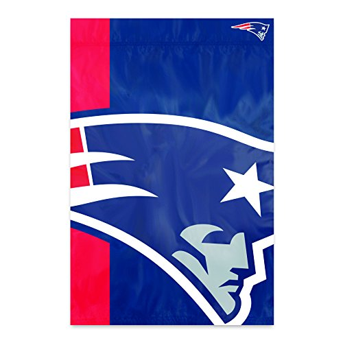Party Animal New England Patriots Bold Logo Banner NFL Flag