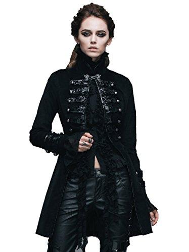 Giacca Fashion Devil Donna Black Giacca Pw5xFOXq