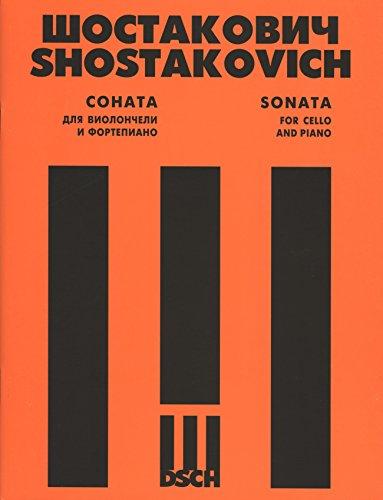 Shostakovich: Cello Sonata, Op. 40