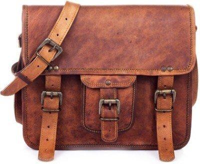 Goatter Unisex Messenger Sling Bag