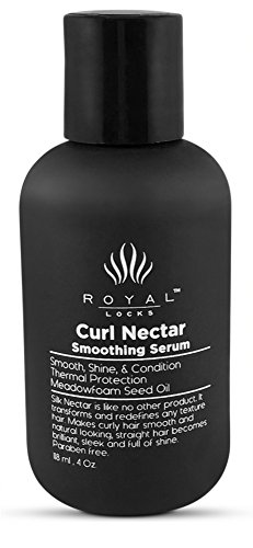 Curl Serum Curly Hair Product for Smoothing Glossing  Condit