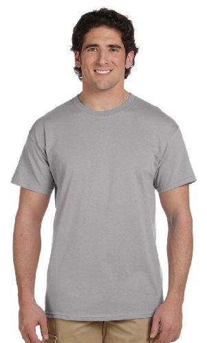 Hanes shirt Steel T Men`s Light Tagless zzFqAnfU