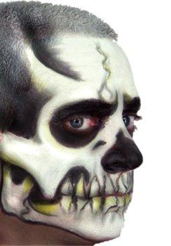 EZ MU Kit Voodoo Skull -