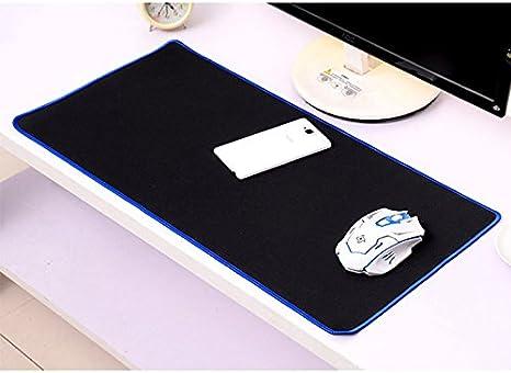 LAAT 1pcs Desk Pad Long Mousepad Mouse Pad Non-Slip Rubber Mouse Pad Mousepad Mouse Mat Wrist Protector Mouse Pad Gaming Mouse Pad,300mm x 600mm x 2mm